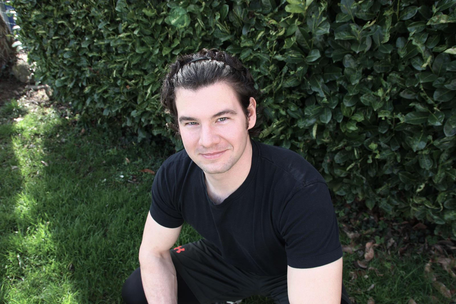 Philipp Wüsten zertifizierter Ernährungsberater