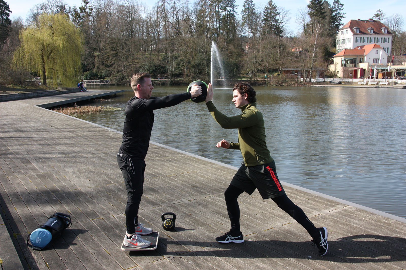 Personal Training Bad Nauheim Wetterau