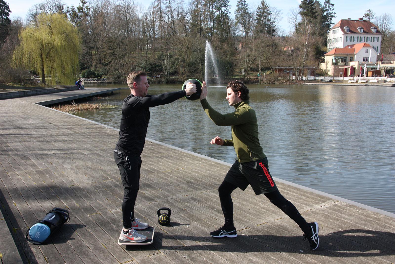 Personal Training Bad Nauheim Wetterau