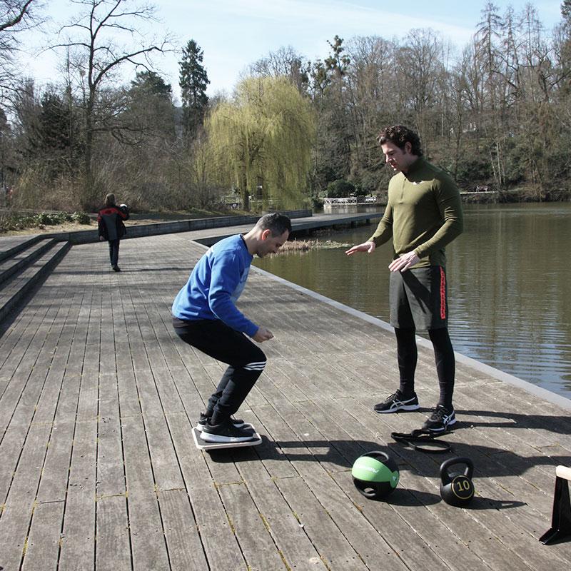 FREIFIT Personal Training bad Nauheim Park